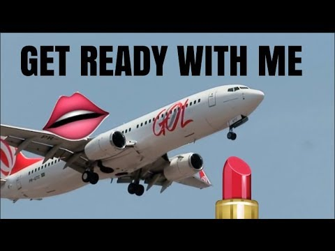 GET READY IN MY PRIVATE JET