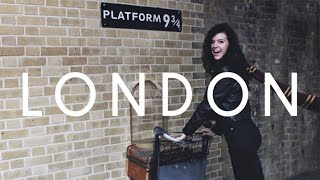 London + Harry Potter Studio Tour! | Travel Vlog