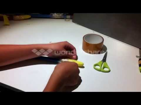 How to make a AMAZING pea shooter!