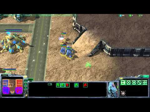 Unit Micro 2/2 - Starcraft 2 Beginner's Tutorial