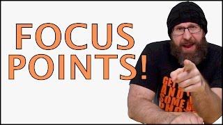 Maximize Your Autofocus (AF) Points For Fast Accurate Autofocus