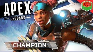 WE ALL DIED... BUT WON!? | Apex Legends (Battle Royale)