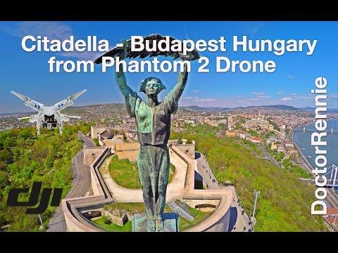 Citadella - Budapest, Hungary in UHD (4K) Drone Travel Video