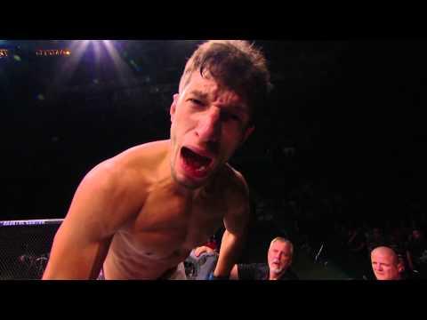 Fight Night Saskatoon: Frankie Perez Backstage Interview