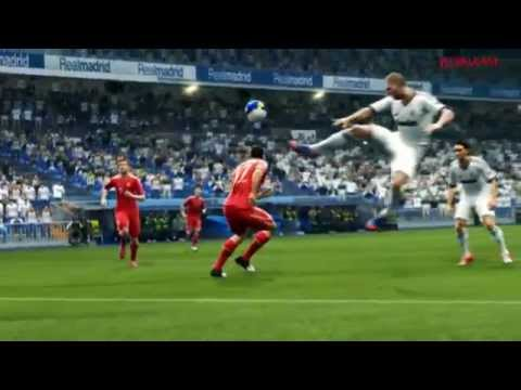 PES 2013 Official HD GamesCom 2012 trailer - PC PS3 X360 Wii DS 3DS PSP PS2