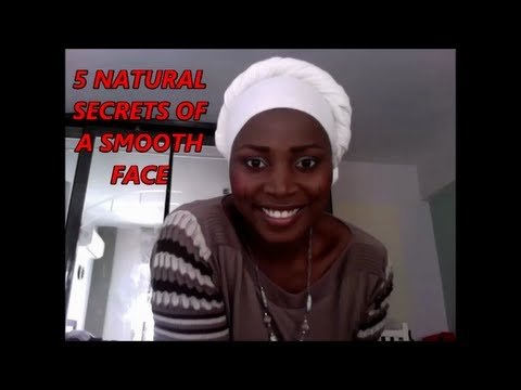 5 Natural Secrets of a Smooth face ( Acne Treatments )