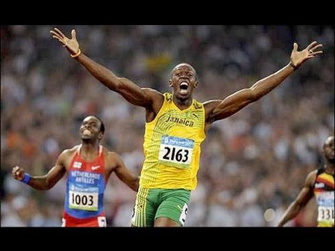 Maths and Sport: How Fast Can Usain Bolt Run? - Professor John D. Barrow