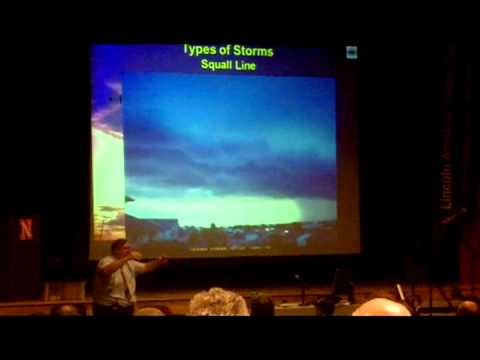 STORM SPOTTER TRAINING LANCASTER COUNTY, LINCOLN NEBRASKA 2012