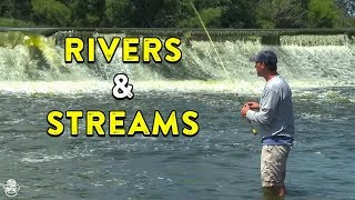 River Fishing Tips | Lures For Creek & Stream Fishing
