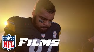Son of Ironhead: A Profile of Pittsburgh Steeler Cam Heyward | NFL Films Presents