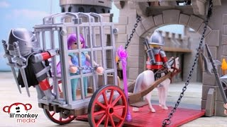 Secret Fairy Rescue!  Stop Motion Original Story!