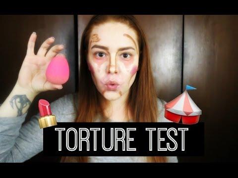Torture Test: Clown Contouring ● MyGreekBurlesque