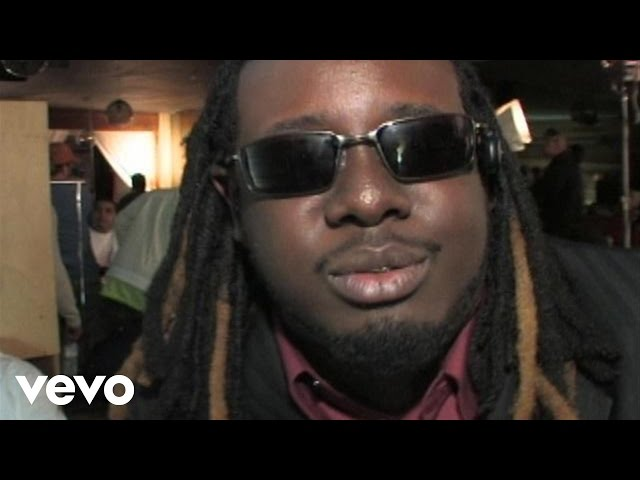 T-Pain - T-Pain on 'how relationships get started...'