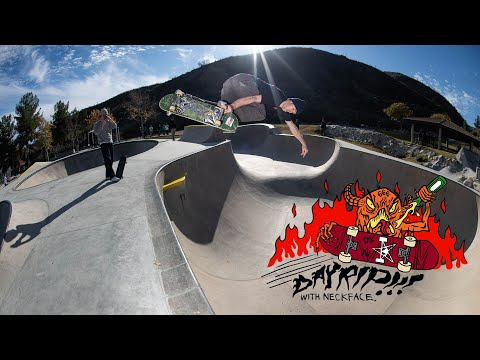 DayRip with NECKFACE: Lake Elsinore