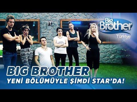 Big Brother Türkiye Yeni Bölümüyle Şimdi Star'da!