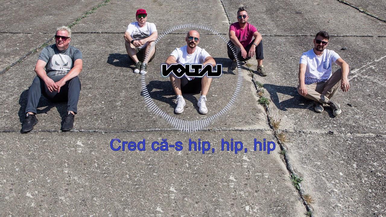 Voltaj feat. Noaptea Tarziu - Cred ca-s hip (Karaoke)