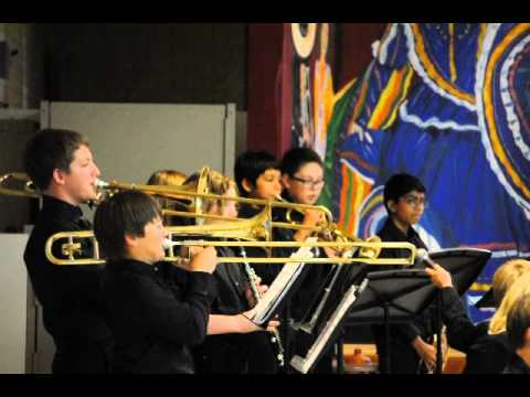 Doolen Middle School Jazz Band 10-11-12