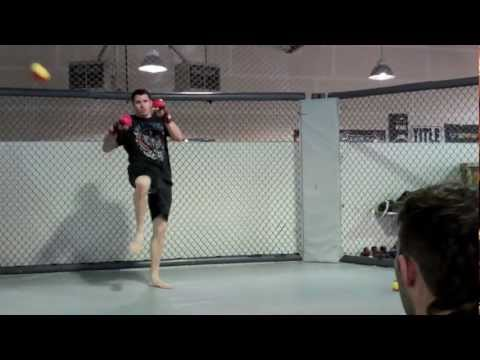 Drilling Accuracy of Knees for MMA and Muay Thai Image 1