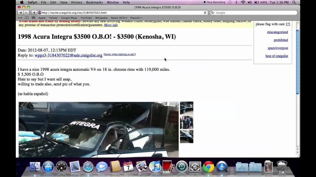 Cars For Sale Wausau Wisconsin Craigslist