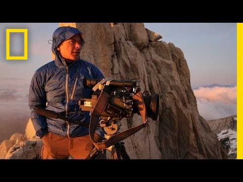 National Geographic Live! - Bryan Smith: Adrenaline Filmmaking