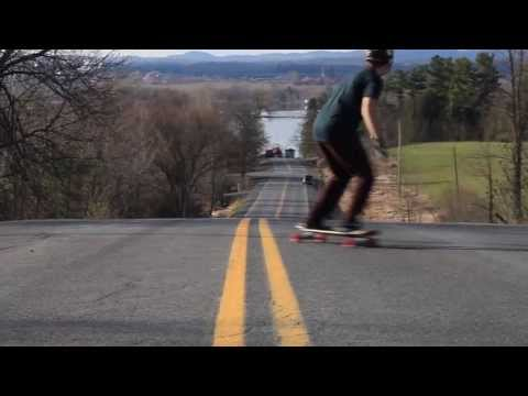 The Dufours :Cyclone Longboards