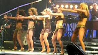 """Tina Turner: """"Proud Mary"""" Manchester M.E.N. Arena - 30 March 2009"""