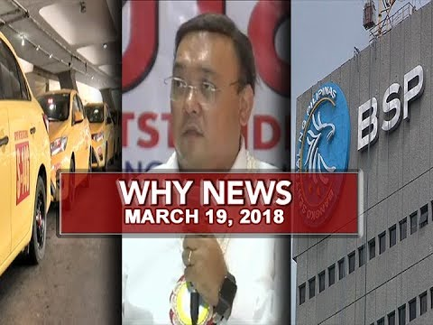 UNTV: Why News (March 19, 2018)