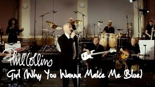 Watch Phil Collins Girl video