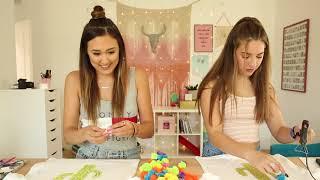 DIY Cactus TShirts with LaurDIY! || Mackenzie Ziegler