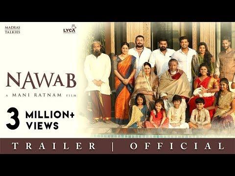 NAWAB | Official Trailer - Telugu | Mani Ratnam | Lyca Productions | Madras Talkies thumbnail