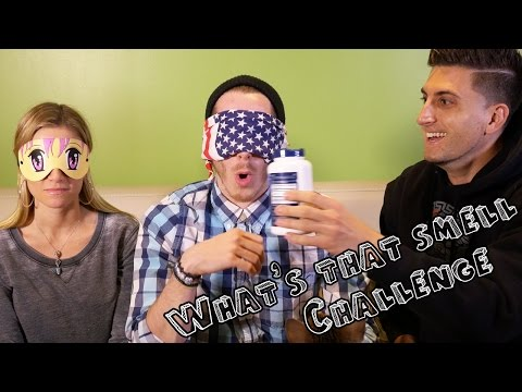 What's That Smell Challenge video