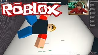 Roblox: Chaos Washers - SPINNING IN A GIANT WASHER WITH FANS!!! | KID GAMING