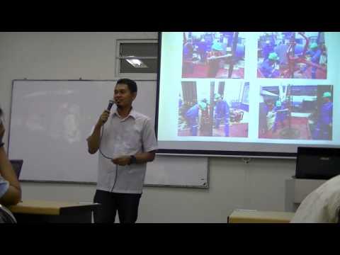 Video Lecture - Upstream Oil Industry - Fajar Budi Suryawan - Magatrika UGM