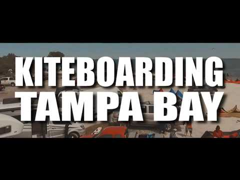 Kiteboarding Tampa Bay