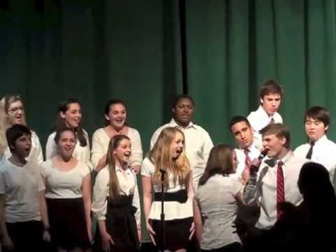 The Albany Academies Glee Club (04-25-13)