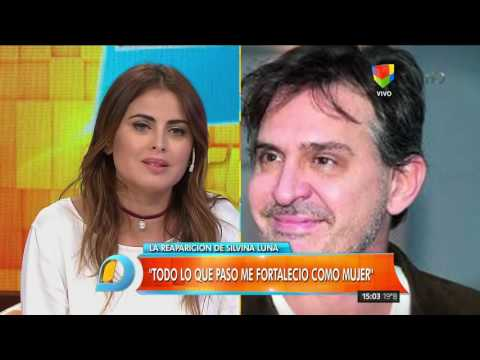 Recargada: Silvina Luna confesó lo que espera del juicio a Aníbal Lotocki