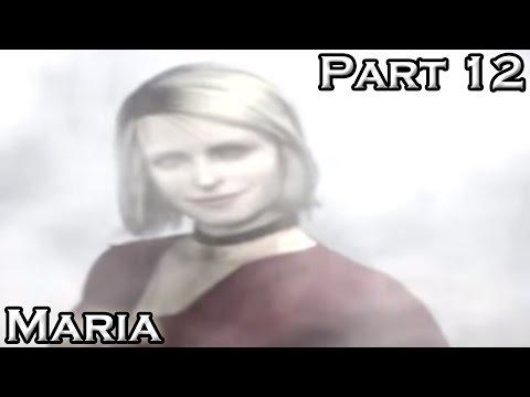 Silent Hill 2 Walkthrough (Part 12) - Maria (HD 720p)