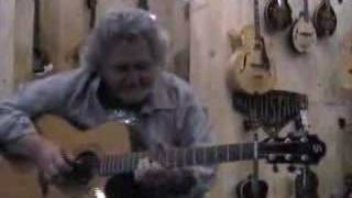 Thom Bresh plays Jerry reed on a Stonebridge Guitar