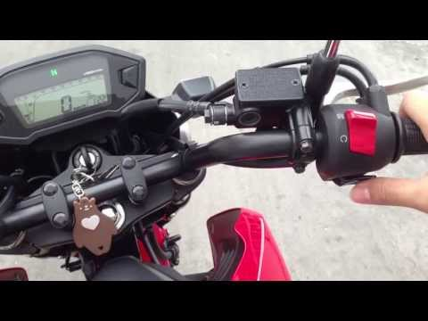 Review Honda Msx 125 HD by Jeawtoon