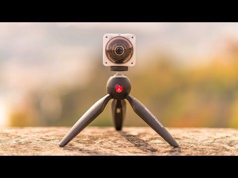 Enfin une bonne petite caméra 360° ! - PixPro 4KVR360