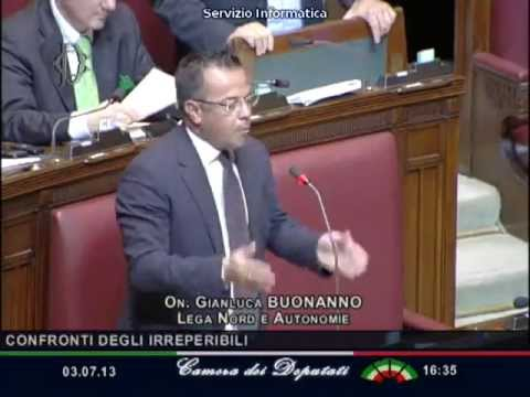 Gianluca Buonanno (Lega Nord) :