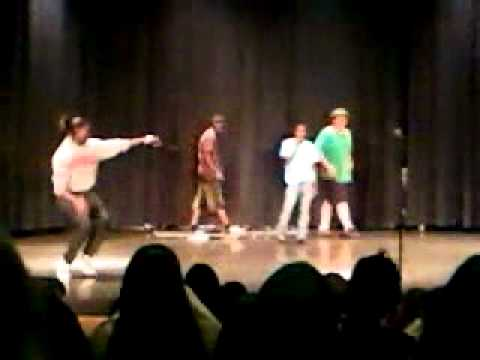 Mccleskey middle school 2011 talent show