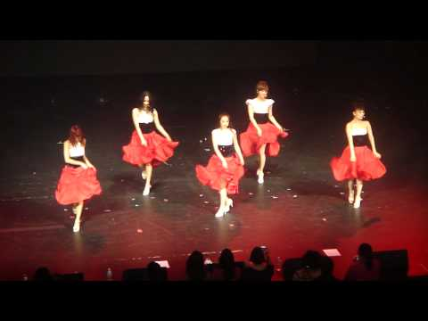 Wonder Girls - Survivor (June 4, 2010 Warner Theatre, DC)
