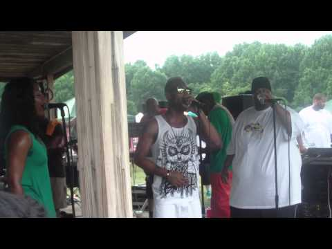 Hall Of Fame Experience Band @ Rosaryville Park 6/24/12 Part.1