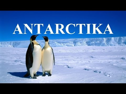 Part 1 Antarctica (Half Moon Bay) Antarktika