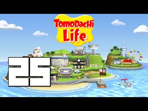 Tomodachi Life! Capitulo 25!