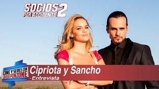 Socios por Accidente 2 - Entrevista a Luz Cipriota y Christian Sancho