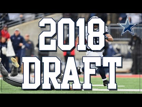 Early Look at Blue Chip NFL 2018 Draft Prospects