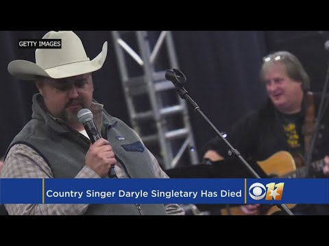 Country Singer Daryle Singletary Dies At Age 46 MP3