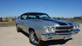 1970 Chevy Chevelle SS 454 Muscle
